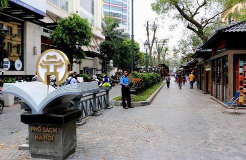 Phố sách Hà Nội, không gian văn hóa giữa lòng Thủ đô