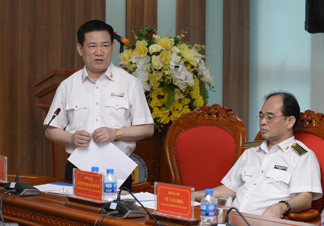 Kiểm toán Nhà nước tổ chức gặp mặt nhân kỷ niệm 93 năm ngày Báo chí Cách mạng Việt Nam