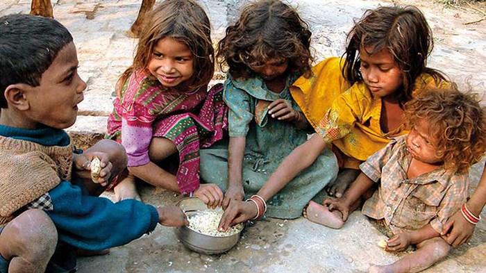 Gần 46% dân số thế giới đang sống với thu nhập dưới 5,5 USD/ngày