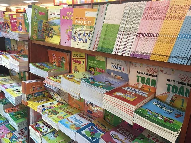 Siết chặt quản lý sách tham khảo đi kèm sách giáo khoa