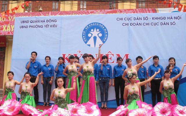 Hà Nội triển khai nhiều hoạt động hưởng ứng Tháng hành động quốc gia về Dân số
