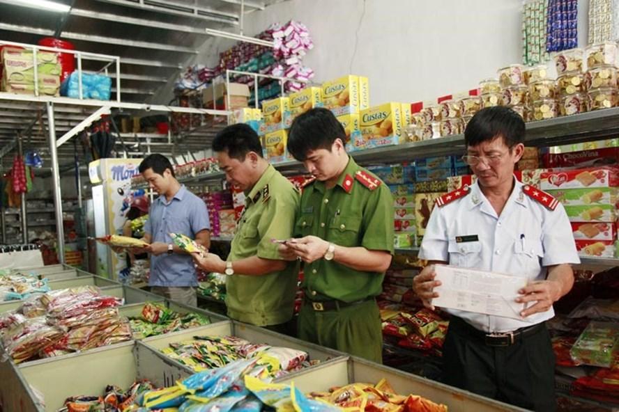 Tập trung thanh, kiểm tra những nhóm sản phẩm tiêu thụ nhiều trong dịp Tết và lễ hội