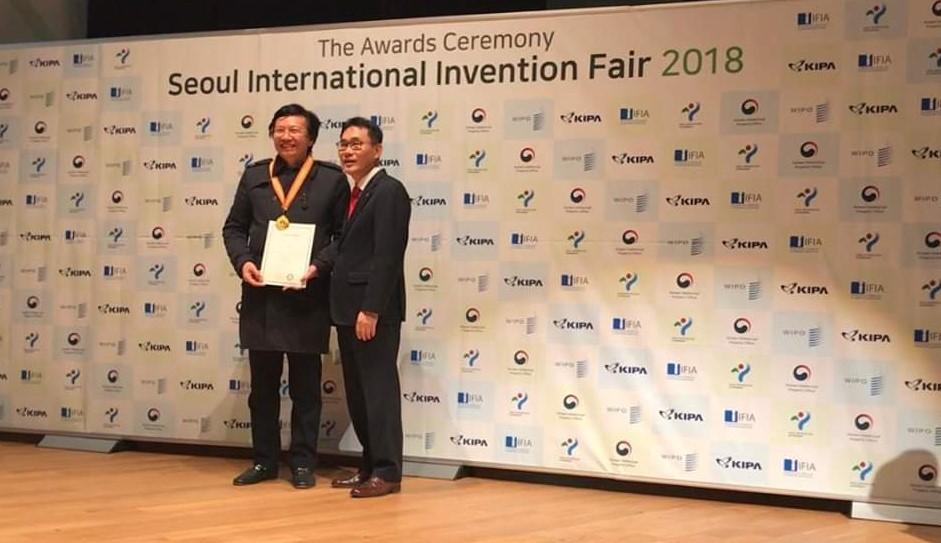 Phần mềm quản lý y tế của Việt Nam giành giải vàng tại triển lãm quốc tế