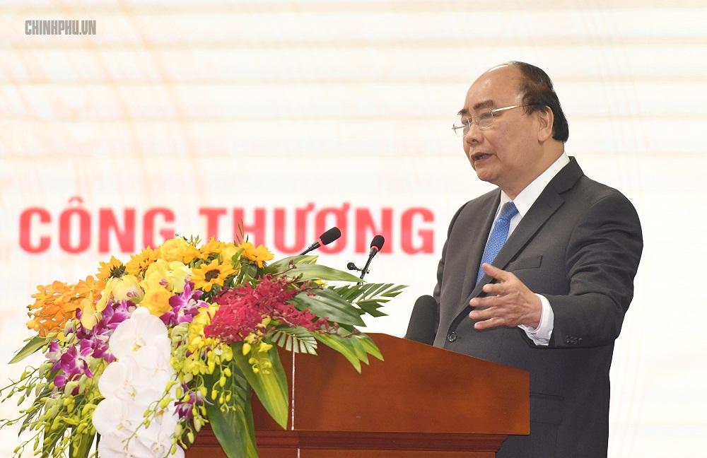 Thủ tướng kỳ vọng sự đột phá của ngành Công Thương