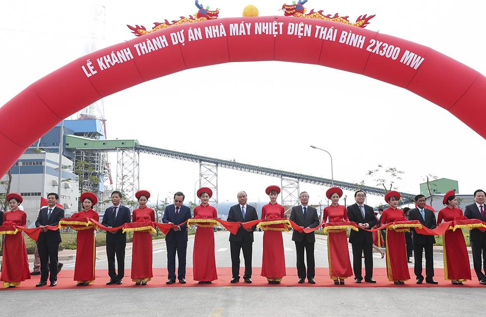 Nhà máy Nhiệt điện Thái Bình sẽ cung cấp 3,6 -3,9 tỷ kWh điện/năm