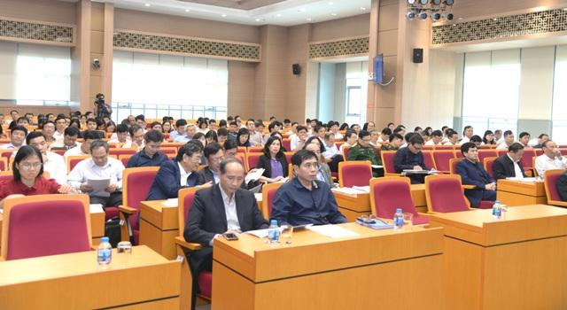 Kiểm toán Nhà nước tổ chức Hội thảo về Dự án Luật sửa đổi, bổ sung một số điều của Luật Kiểm toán Nhà nước năm 2015