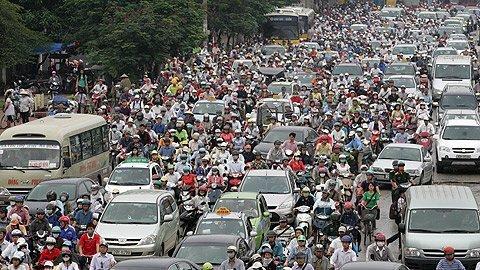 Tăng cường bảo đảm TTATGT và chống ùn tắc giao thông