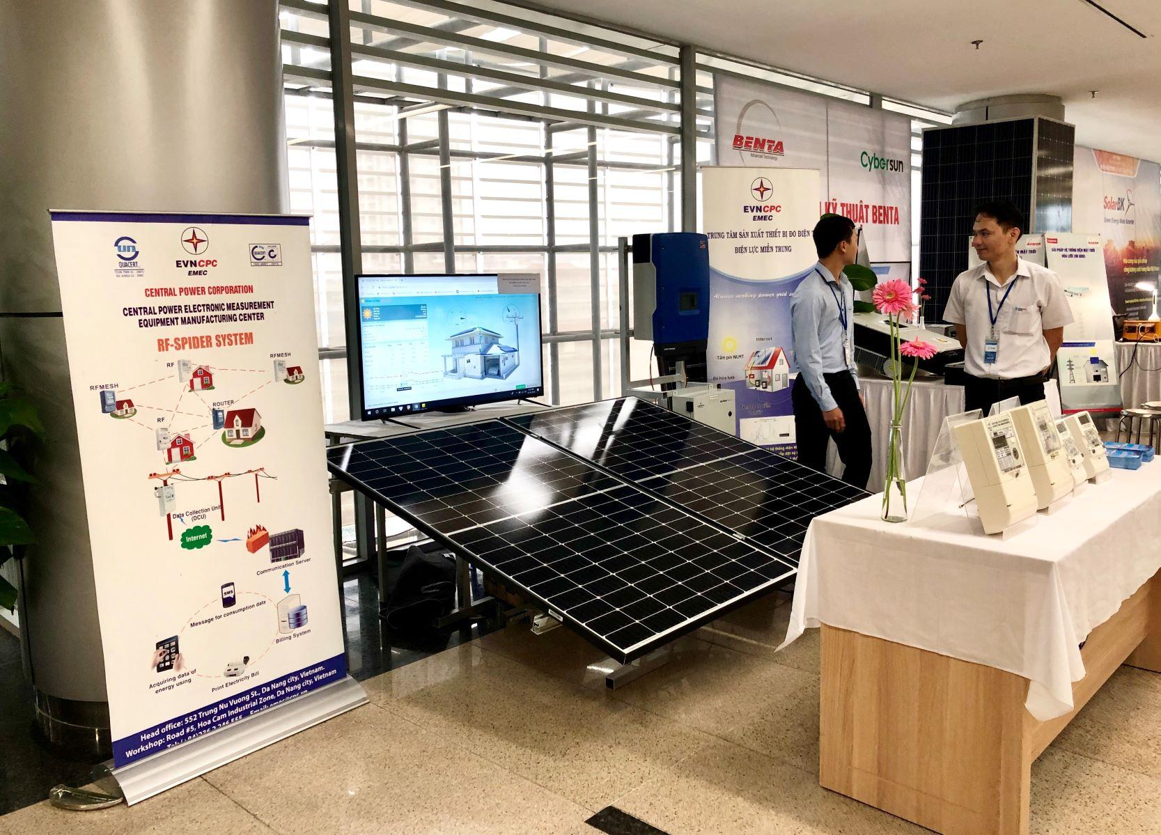 Thúc đẩy phát triển điện mặt trời áp mái tại Việt Nam