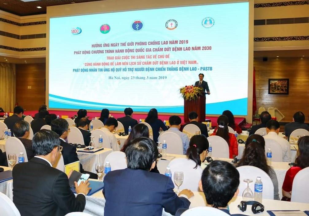Hành động mạnh mẽ để chấm dứt bệnh lao ở Việt Nam vào năm 2030
