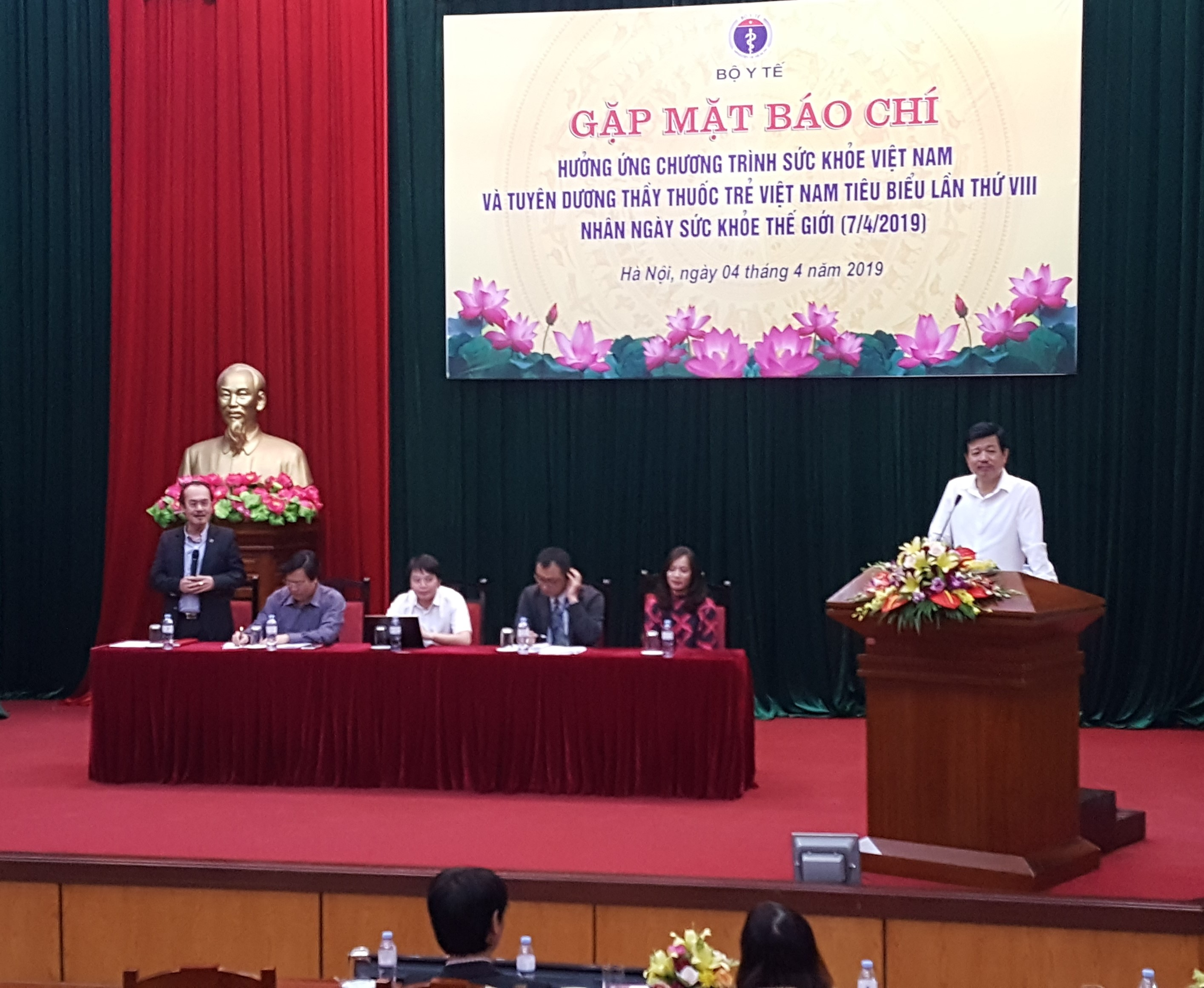 Tuyên dương thầy thuốc trẻ Việt Nam tiêu biểu lần thứ VIII