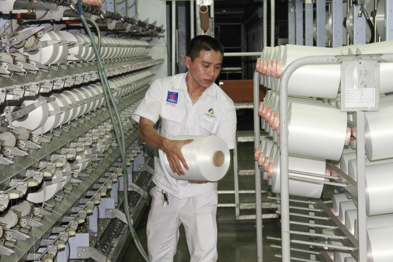 Nhà máy xơ sợi Đình Vũ tiếp tục nâng công suất vận hành