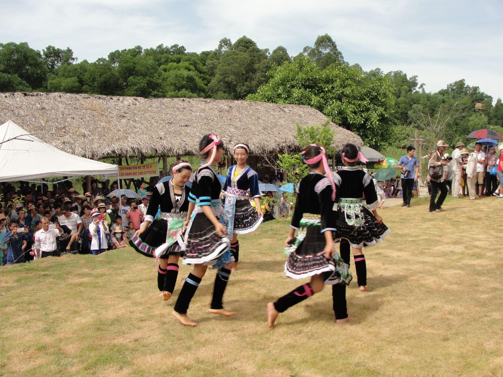 Ngày hội văn hóa, thể thao và du lịch các dân tộc thiểu số vùng biên giới