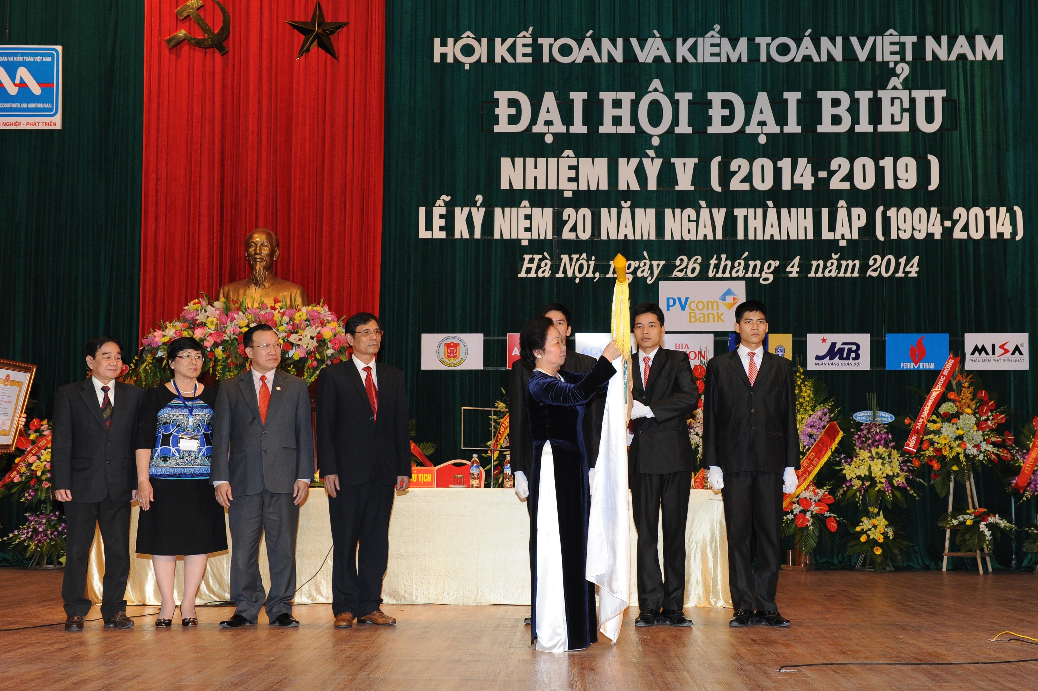 Tập trung trí lực hướng tới Đại hội Đại biểu toàn quốc lần thứ VI- Hội Kế toán và Kiểm toán Việt Nam