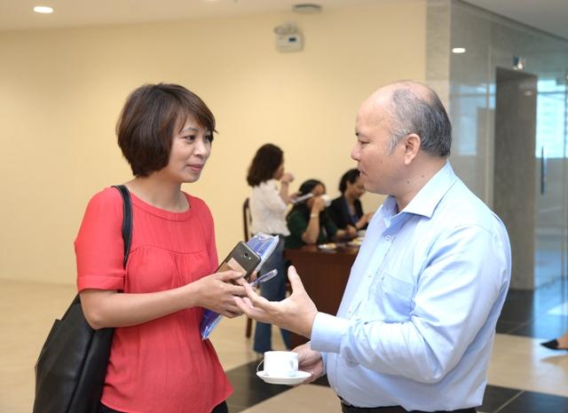 """Một số hình ảnh tại Hội thảo """"Kiểm toán nhà nước trong tiến trình phát triển đất nước"""""""