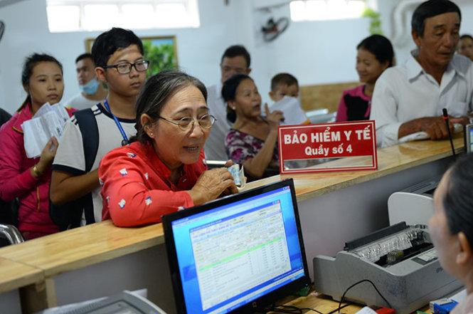 Hỗ trợ kinh phí mua thẻ Bảo hiểm y tế cho gần 600 nghìn người cao tuổi