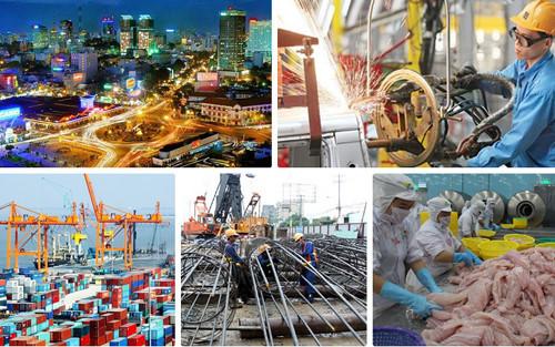 Phấn đấu năm 2020 đạt tốc độ tăng trưởng GDP khoảng 6,8%