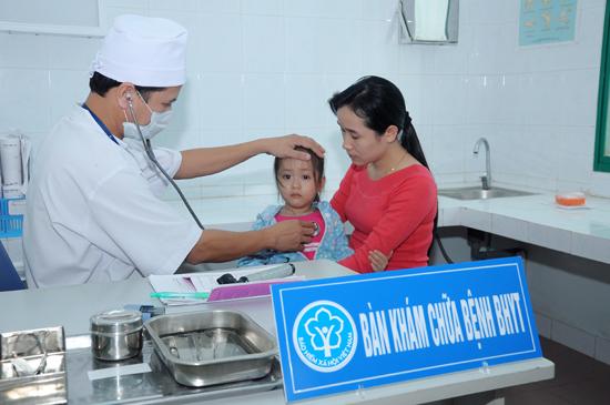 Mở rộng bao phủ bảo hiểm y tế phải gắn với nâng cao chất lượng khám chữa bệnh