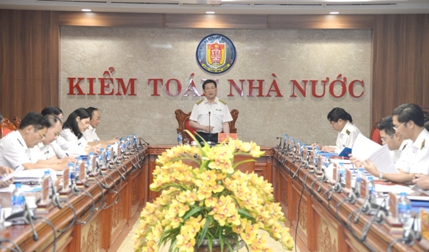 Hội nghị lần thứ 17 Ban Chấp hành Đảng bộ Kiểm toán Nhà nước