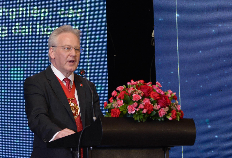 ACCA trao chứng chỉ hội viên mới cho 202 hội viên trên toàn quốc