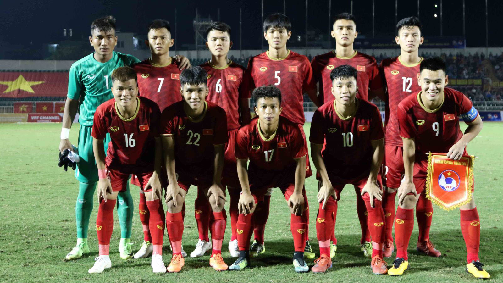U18 Việt Nam thắng thuyết phục U18 Singapore tại giải U18 Đông Nam Á