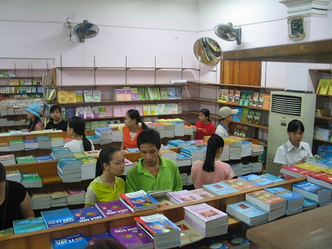 Không để xảy ra tình trạng thiếu sách giáo khoa đầu năm học