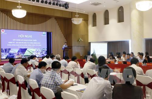 Xây dựng kế hoạch phát triển kinh tế-xã hội và đầu tư công năm 2020 vùng Đông Nam Bộ và Đồng bằng sông Cửu Long