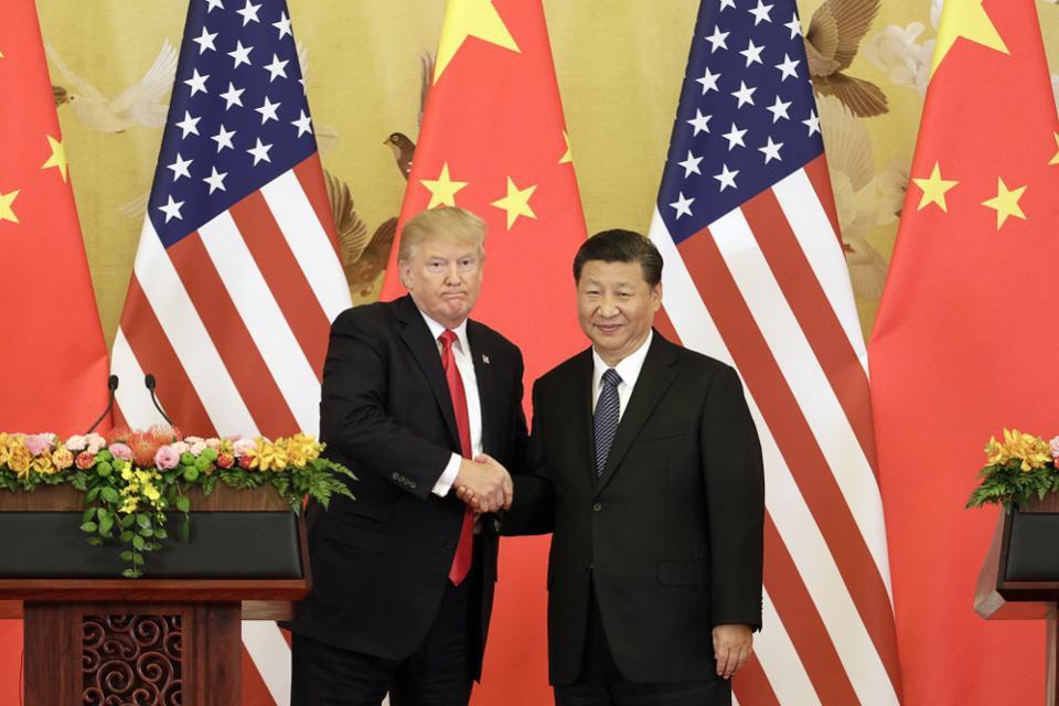 Thương chiến Mỹ-Trung bước vào vòng xoáy chiến tranh tiền tệ