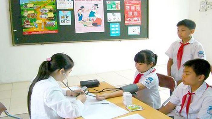 Đề xuất tăng mức hỗ trợ đóng bảo hiểm y tế cho học sinh, sinh viên