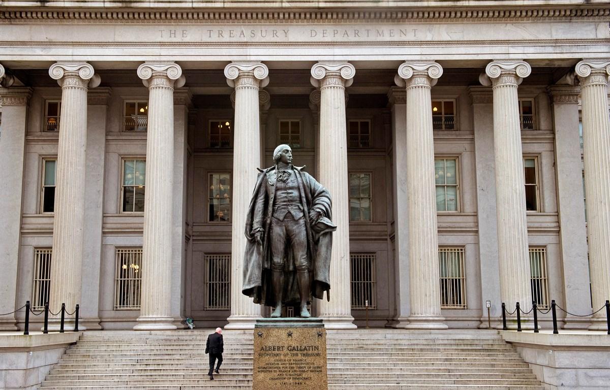 Thâm hụt ngân sách của Mỹ vượt mốc 1.000 tỷ USD