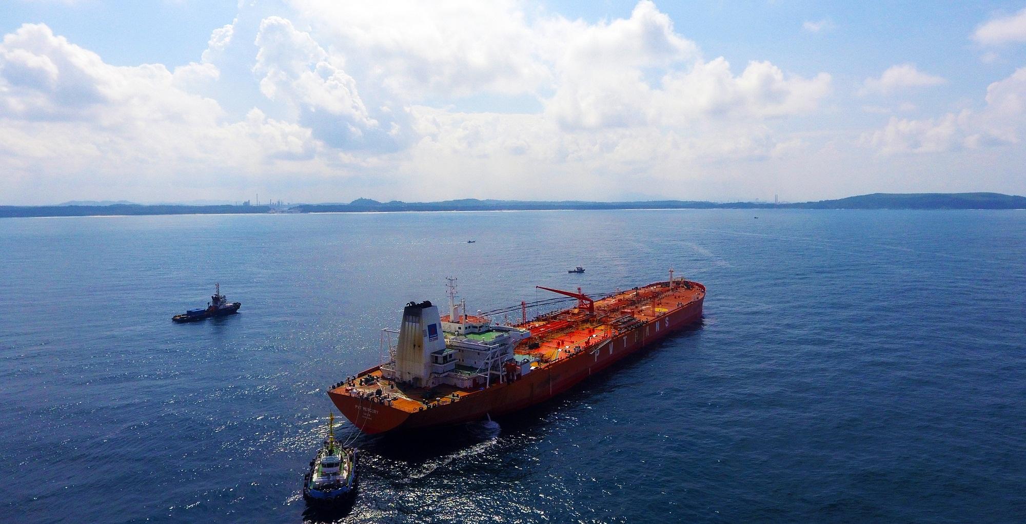 Xúc tiến mở rộng nguồn dầu thô cho Nhà máy lọc dầu Dung Quất