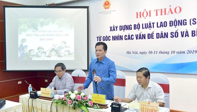 """Liệu Việt Nam có đánh mất cơ hội """"Dân số vàng"""" ?"""