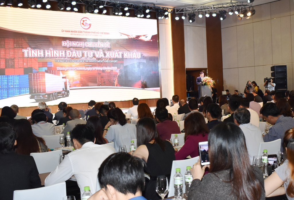 Tìm giải pháp thúc đẩy xuất khẩu của TP. HCM trong giai đoạn mới