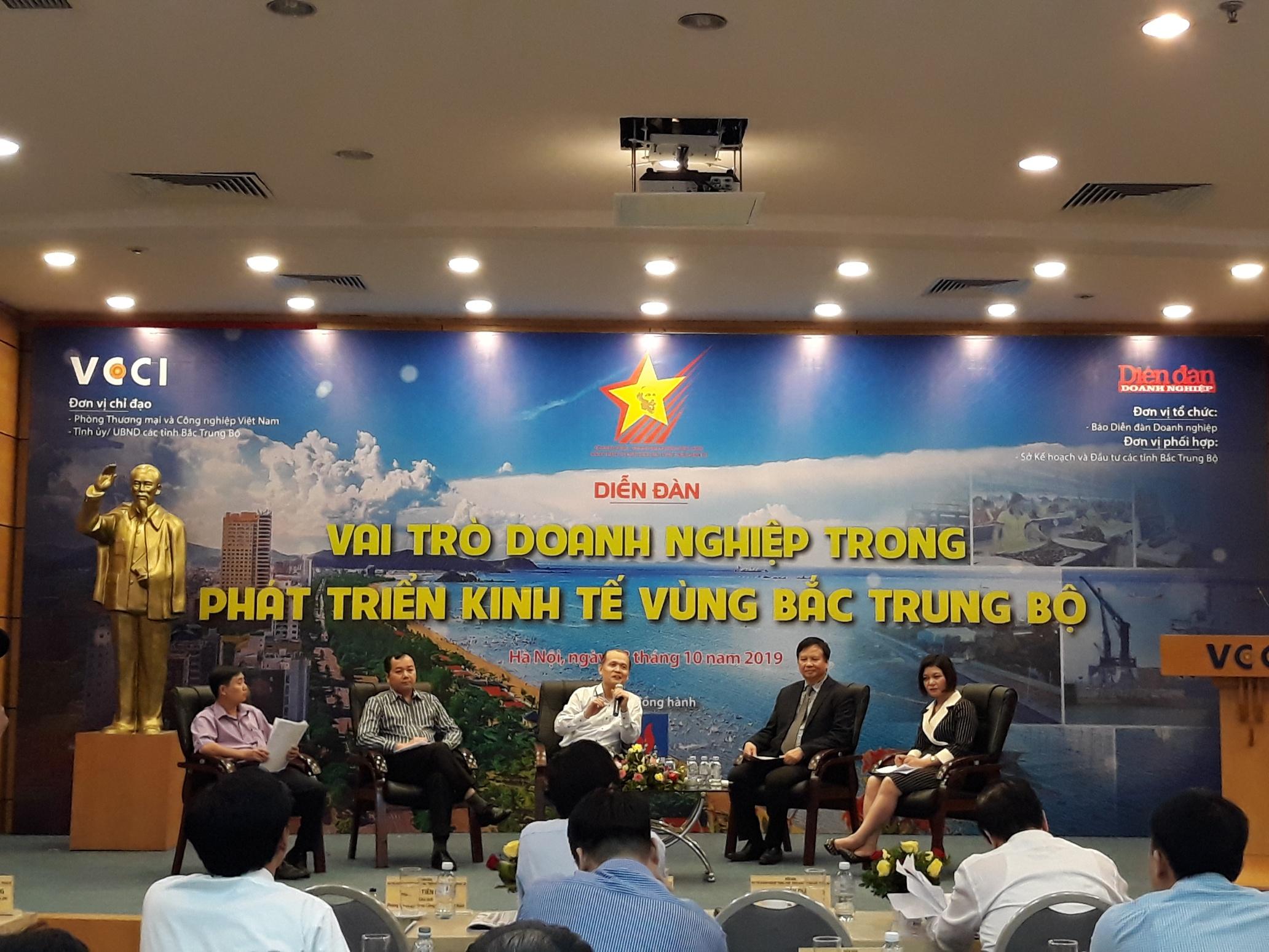 Phát triển kinh tế vùng Bắc Trung bộ cho tương xứng với tiềm năng và thế mạnh
