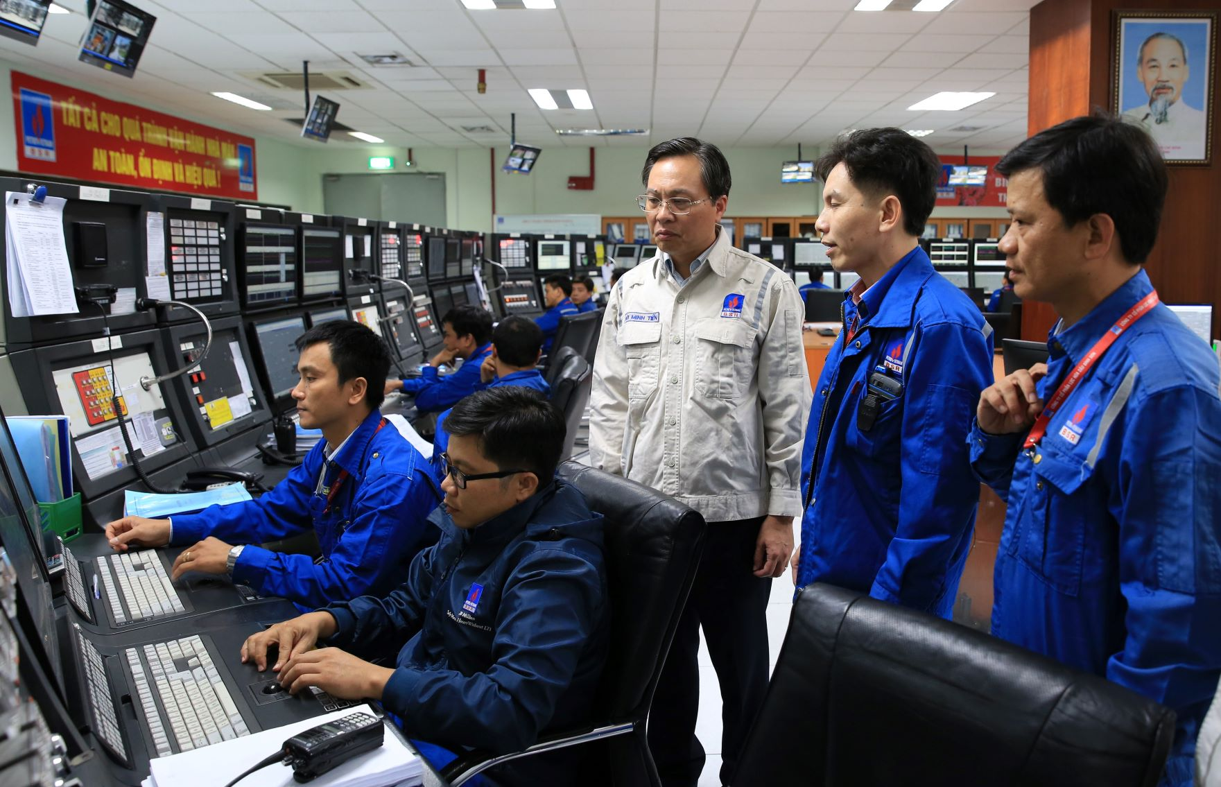 Lọc hóa dầu Bình Sơn đạt doanh thu gần 74 nghìn tỷ đồng sau 9 tháng