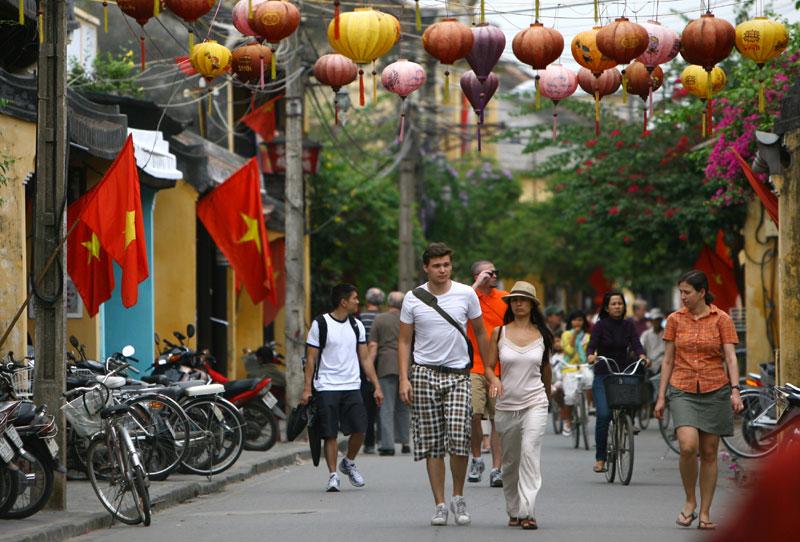 """Du lịch Việt Nam liên tục """"ghi điểm"""" với du khách quốc tế"""