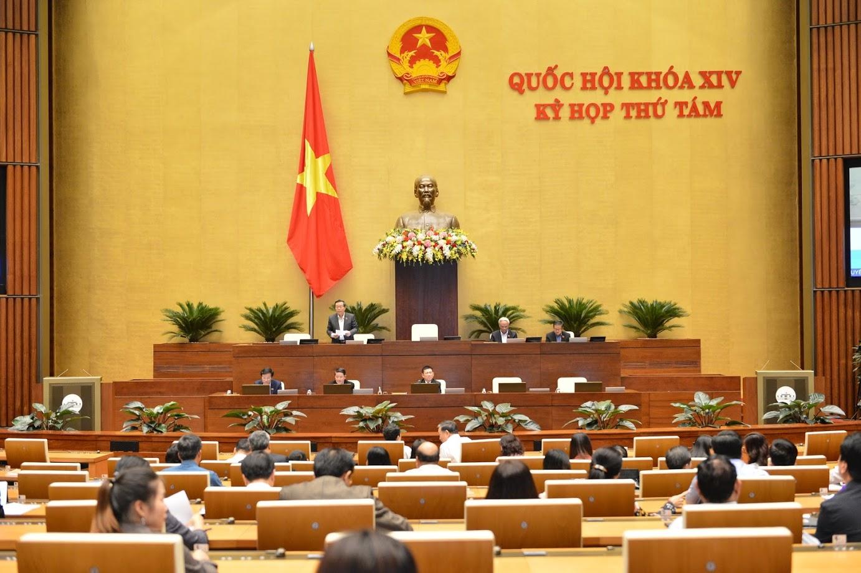 Quốc hội thảo luận về Dự án Luật Sửa đổi, bổ sung một số điều của Luật Kiểm toán nhà nước