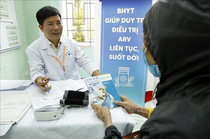 Hơn 41 nghìn bệnh nhân HIV/AIDS nhận thuốc ARV do Quỹ Bảo hiểm y tế chi trả