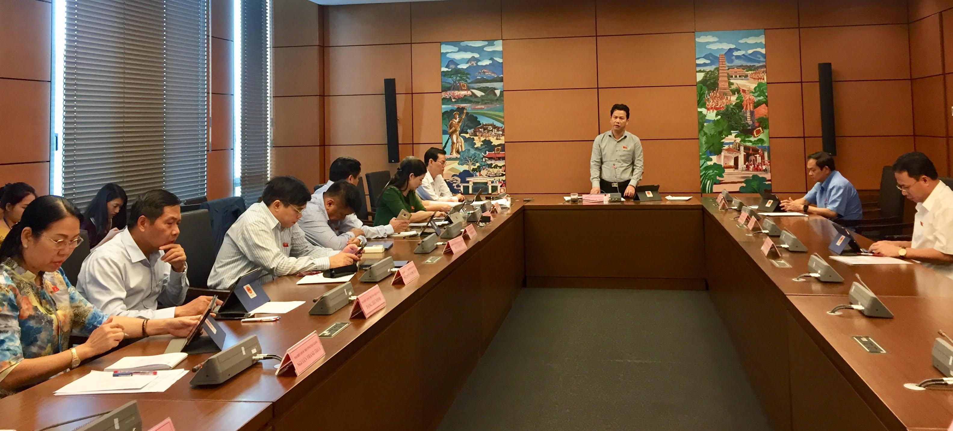 Đại biểu Quốc hội nêu bất cập trong việc quản lý quy hoạch
