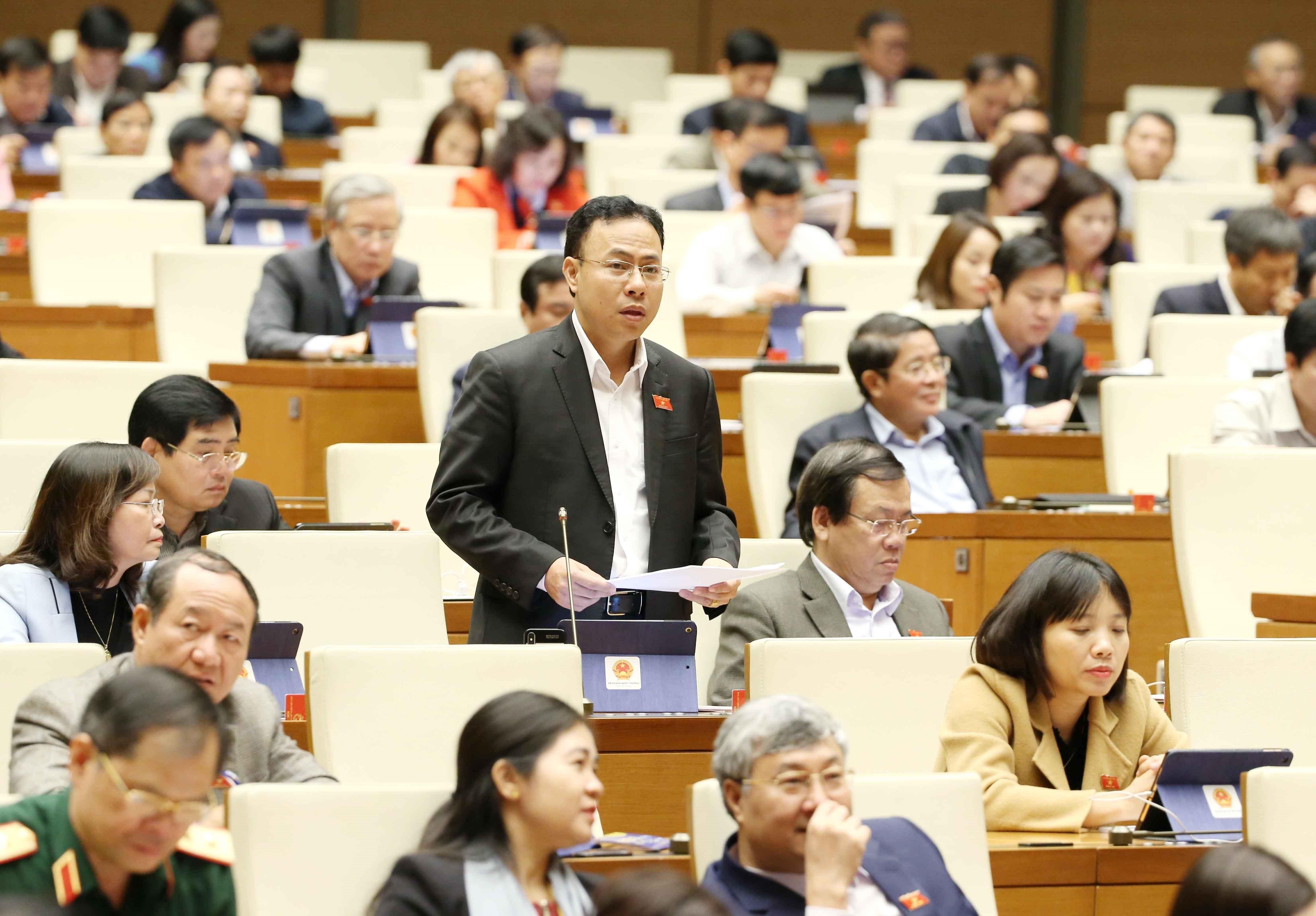 Đại biểu Quốc hội đề nghị làm rõ tại sao Kiểm toán Nhà nước không được kiểm toán toàn bộ dự án PPP