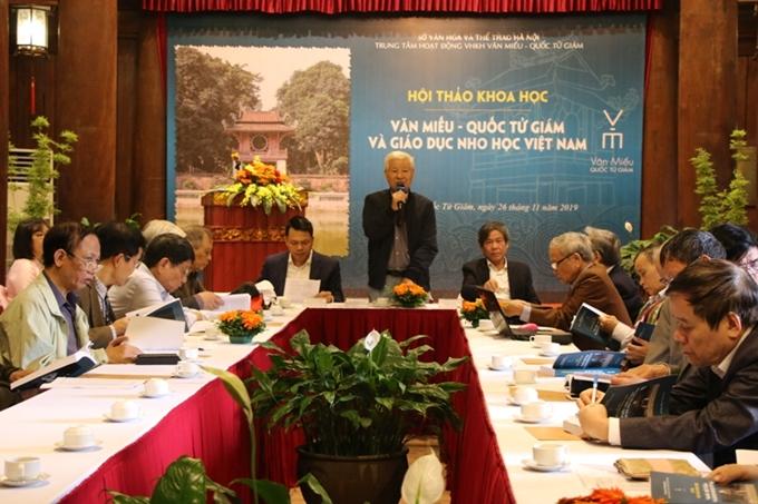 Văn Miếu – Quốc Tử Giám: Biểu tượng của giáo dục Nho học Việt Nam