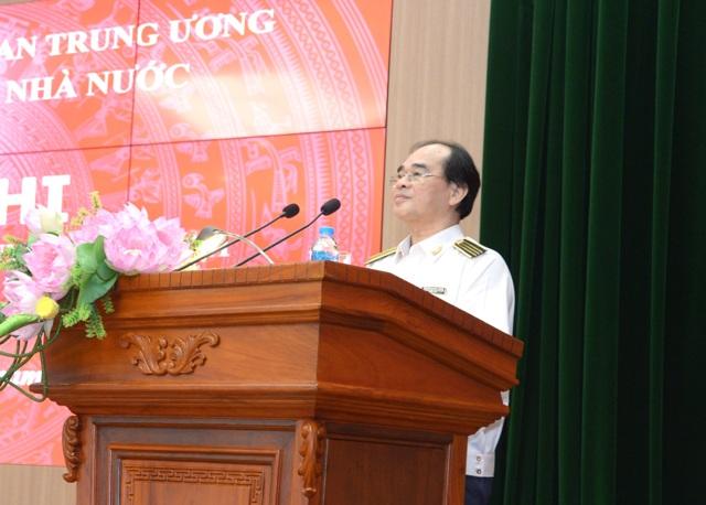 Đảng ủy Kiểm toán Nhà nước học tập, quán triệt Nghị quyết Trung ương 11 khóa XII