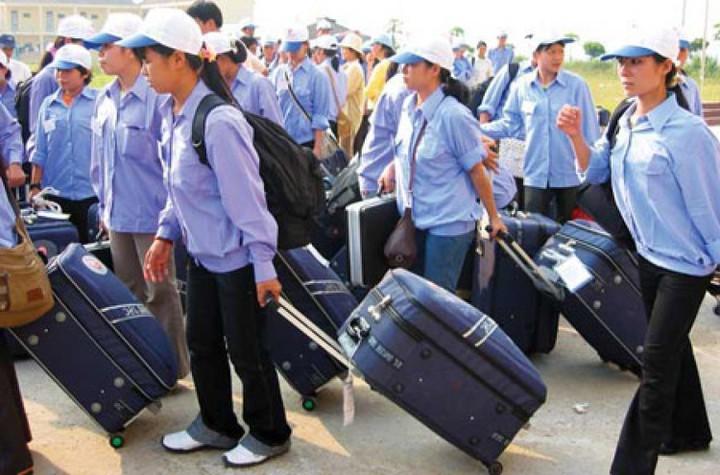 Vượt chỉ tiêu đưa lao động đi làm việc ở nước ngoài năm 2019
