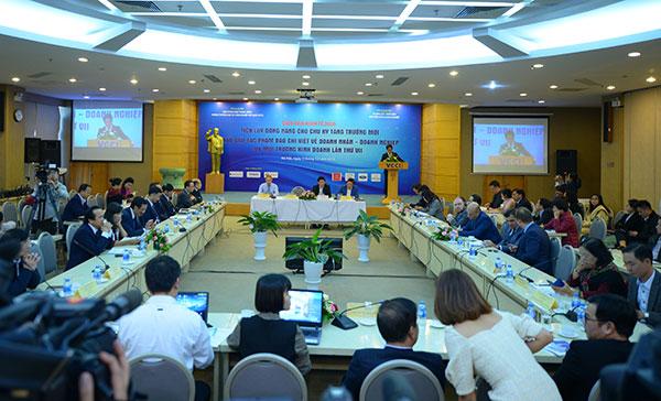 VCCI tổ chức Diễn đàn Kinh tế 2020