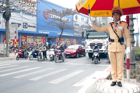 Đảm bảo trật tự, an toàn giao thông trong dịp Tết Dương lịch, Tết Nguyên đán Canh Tý 2020