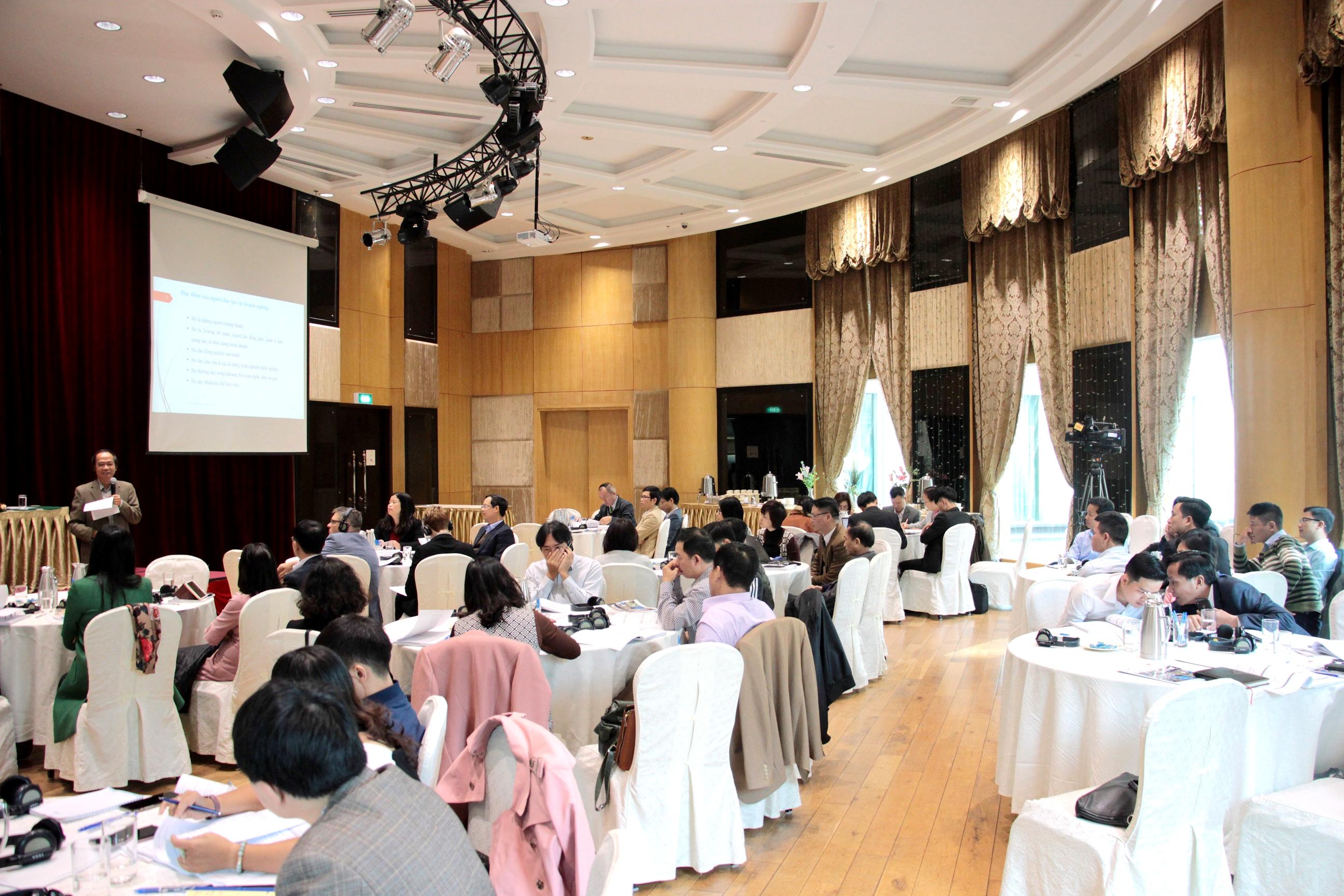 Chuẩn hóa người làm công tác đào tạo tại doanh nghiệp theo tiêu chuẩn ASEAN
