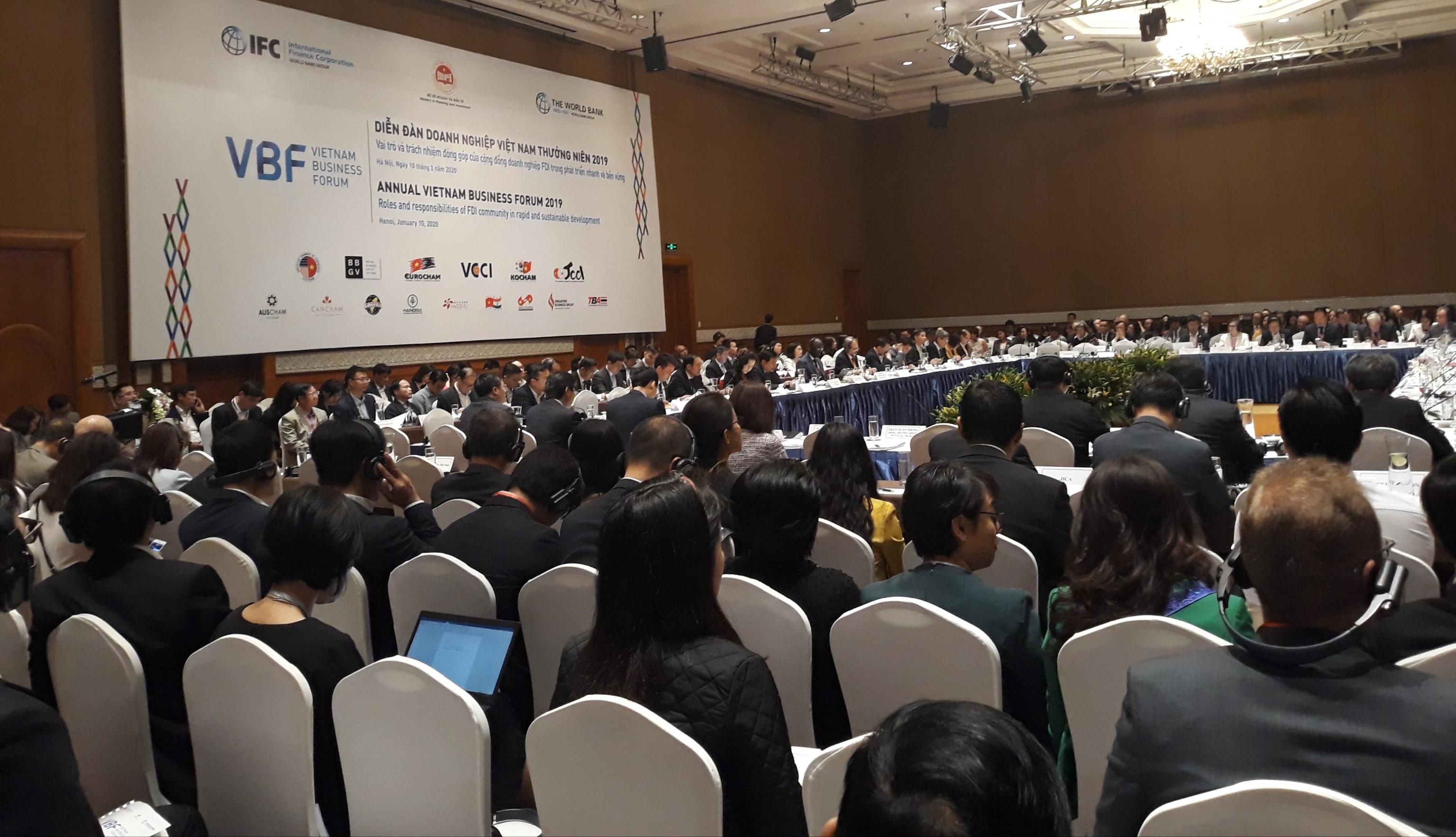 Doanh nghiệp FDI cần hợp tác với doanh nghiệp trong nước cùng phát triển nhanh và bền vững