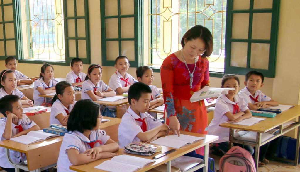 Thực hiện nâng trình độ chuẩn giáo viên từ 01/7/ 2020 đến 31/12 /2030