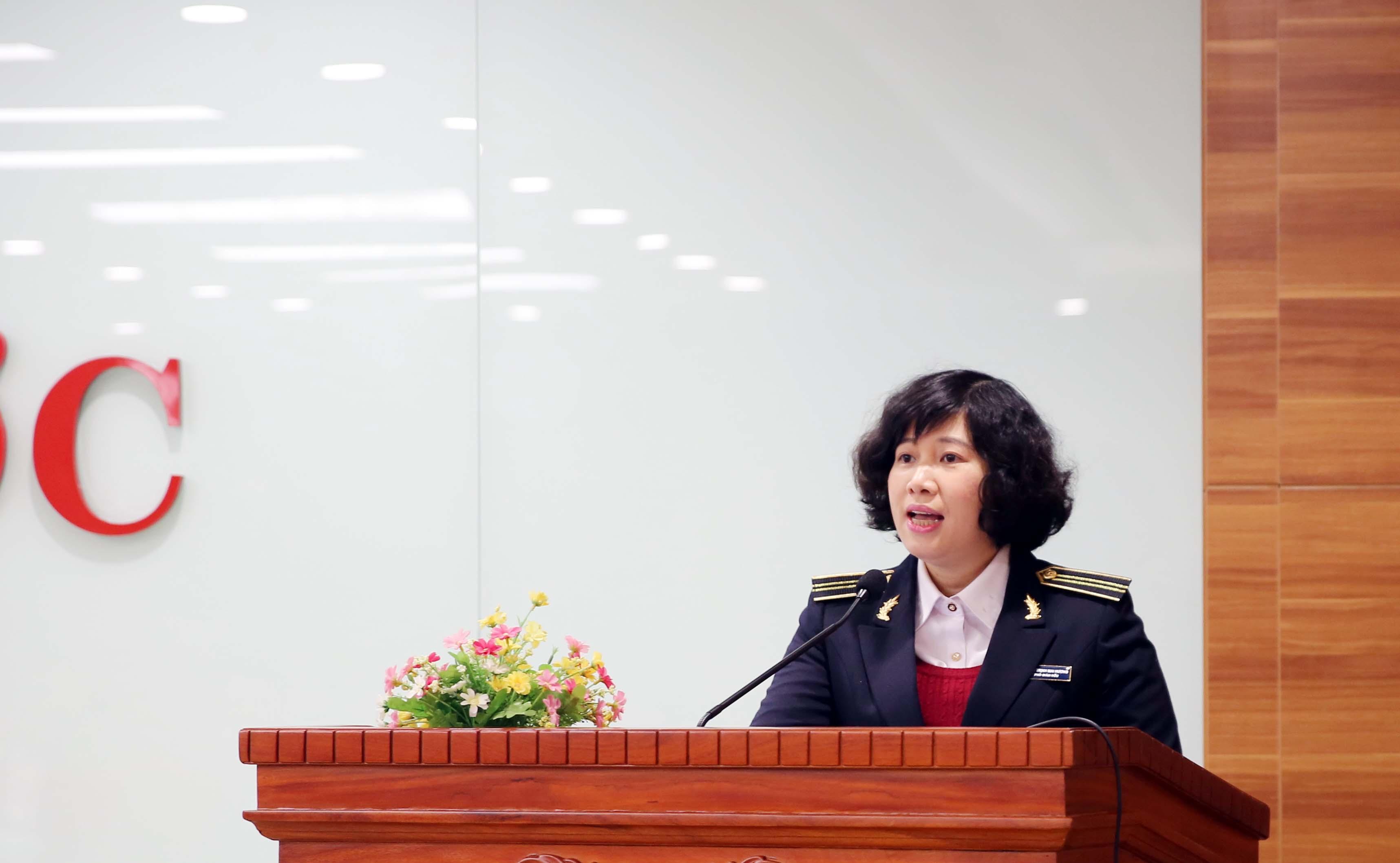 KTNN tổ chức lớp bồi dưỡng kỹ năng thuyết trình cho lãnh đạo cấp vụ
