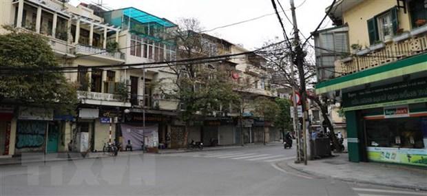 Nhiều thói quen ở Hà Nội đang dần thay đổi vì dịch COVID-19