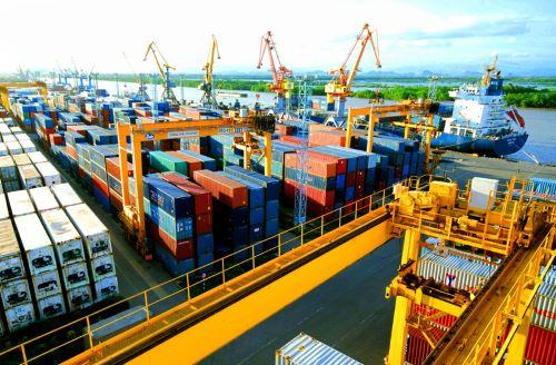 Hải Phòng: Kim ngạch xuất nhập khẩu tăng trên 4,4%